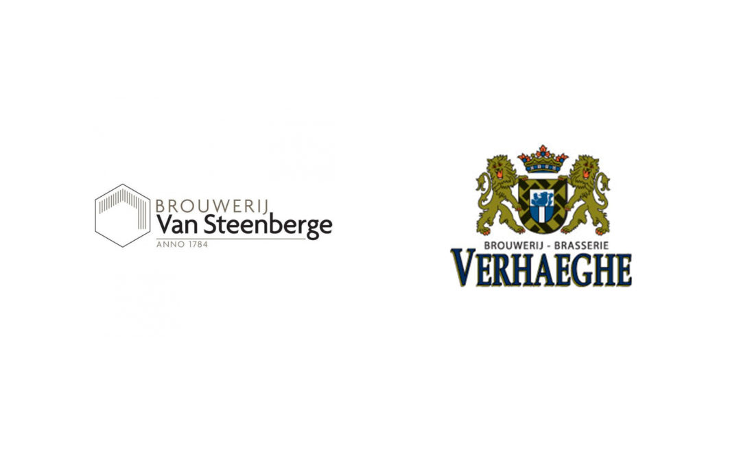 Van Steenberghe Brewery and Verhaeghe Brewery join the Flemish Brouwers platform