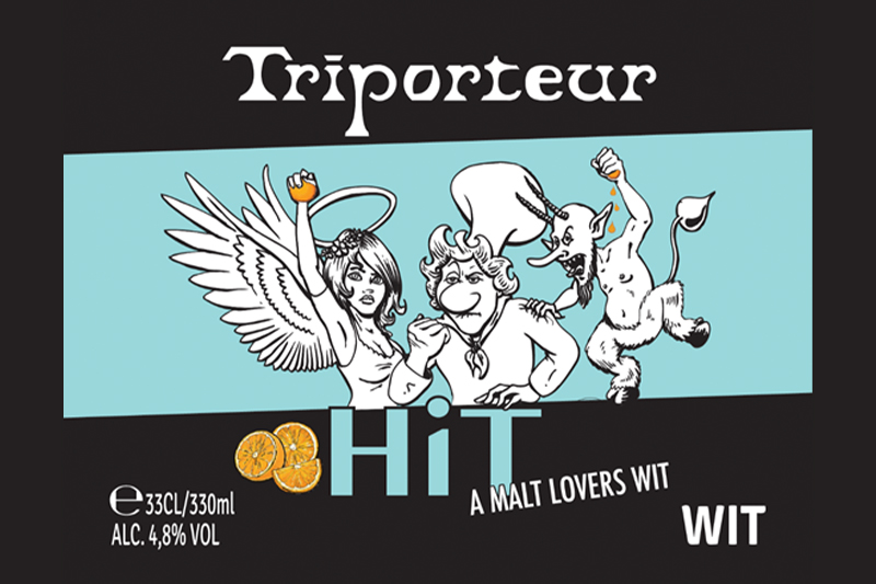 Triporteur Hit - Witbier