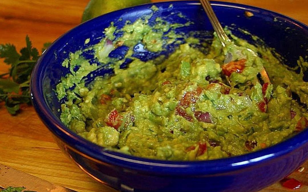 Guacamole met een Saisonbier