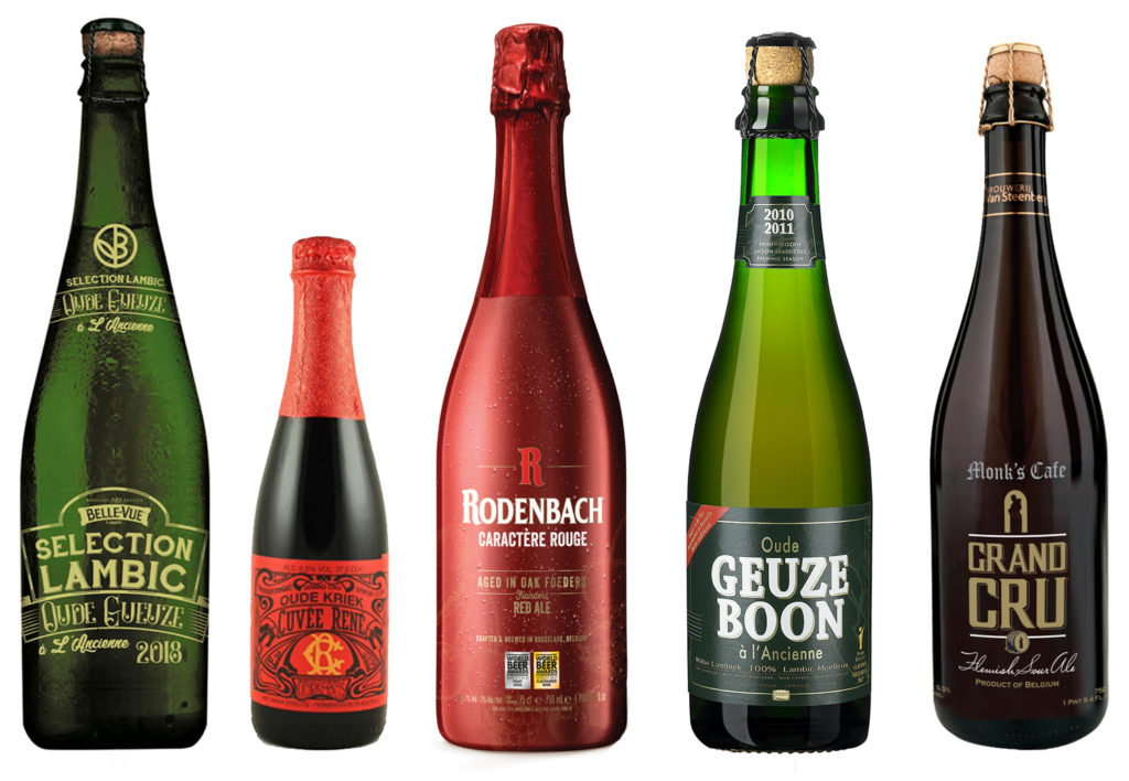 Sour and Wild Beer - World Beer Awards 2019