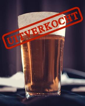 IPA Bieren 24 sept uitverkocht