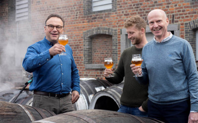 Re-launch of Eylenbosch beers