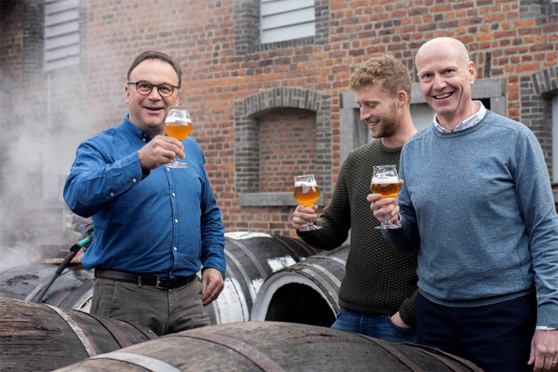 Herlancering Eylenbosch bieren