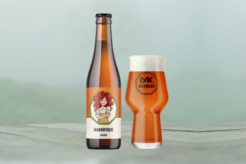 Maknifique - lancering bier - 27062020